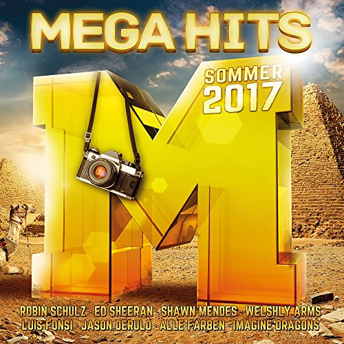 MegaHits - Sommer 2017 [Explicit]
