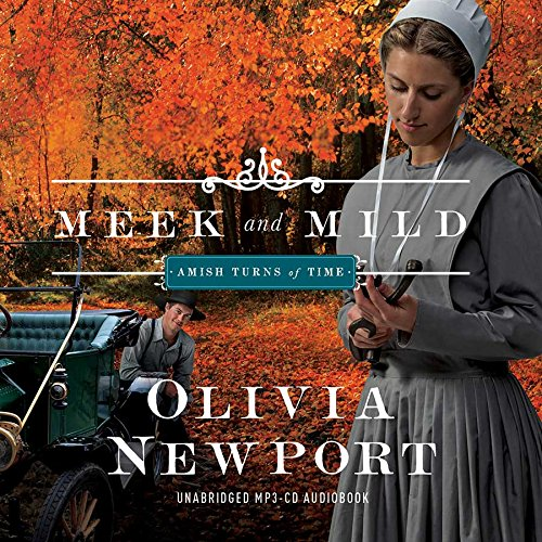 Meek And Mild Audio Cd Amish Turns Of Time