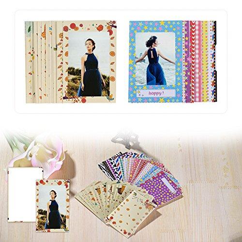 Andoer-14-in-1-Accesorios-Kit-para-Fujifilm-Instax-Mini-888s-incluye-Bolsa-Selfie-Lente-Colores-Marcos-de-Pelcula-Wall-Hanging-Frame-Corner-Sticker-Border-Sticker-Pluma