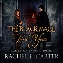 First Year: The Black Mage, Book 1