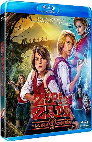 Zipi Y Zape Y La Isla Del Capitán [Blu-ray] 61QPgO2 2BkiL