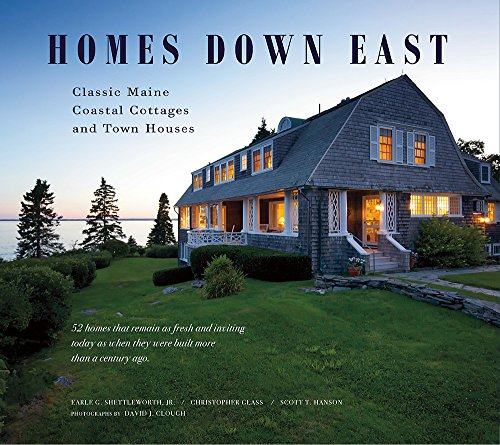 Homes Down East: Classic Maine Coastal Cottages and Town Houses - Maine Cottage