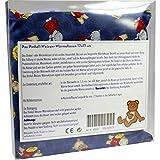 Dr. Junghans Medical 40050 Dinkel-Weizen-Wärmekissen für Kinder, 17x17 cm