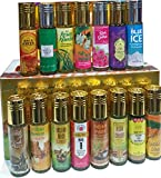 20 PC ATTAR GIFT COLLECTION 4ML EACH (BEST ATTARS OF INDIA) LONG LASTING ATTAR