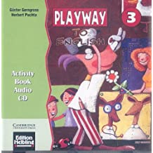 Playway to English Activity Book 3 Audio CD