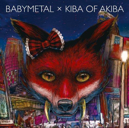 Babymetal Kiba of Akiba
