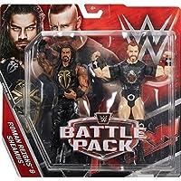 WWE Battle Pack Serie 43.5 Action Figures - Regni Romani & Sheamus Indossando Maglietta - Nuovo In Scatola