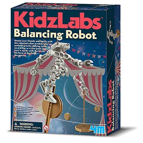 4M 68422 - KidzLabs - Balancing Robot