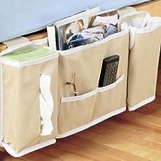 Fantastisch Nachttisch Bett Pocket Organizer Aufbewahrung Tisch Schrank Zum Aufhängen  Tasche Handy Halter CADDY