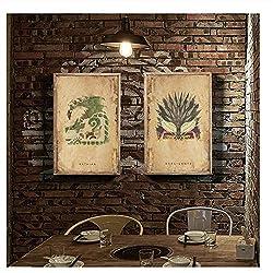 nr Spiel Monster Hunter Poster Leinwand Gedruckt Malerei Wandkunst Bilder Für Wohnzimmer Schlafzimmer Wohnkultur-50x70cmx2 Kein Rahmen