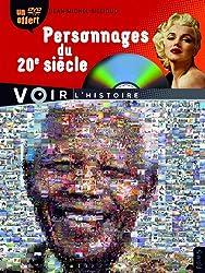 Personnages du XXe Siecle (livre + DVD)