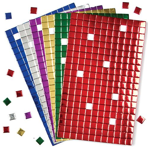 metallic-foam-self-adhesive-mosaic-squares-perfect-for-christmas-arts-and-crafts-pack-of-1440-by-bak