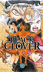 Black Clover Edition simple Tome 8