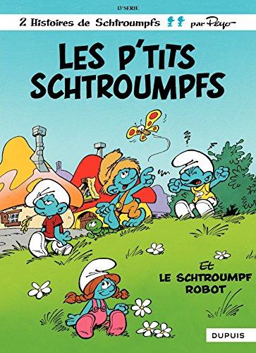 Les Schtroumpfs - tome 13 - Les P'ti...