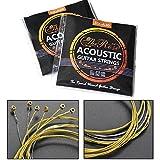 Wss–6pezzi di ricambio per chitarra classica, acustica corde per chitarra 3/4porta accessori Xmas Christmas present Gift