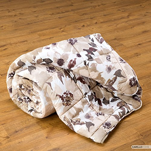 Couette moelleuse Simply 1 posto taupe