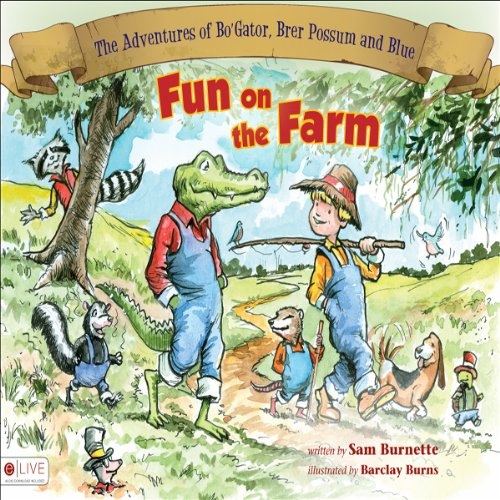 Fun on the Farm  Audiolibri