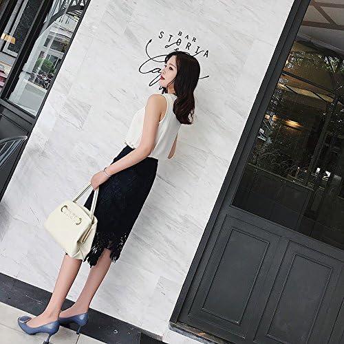 High heels Missy French Elegantes Copas de Vino Tacones Altos,Polvoriento azu,38