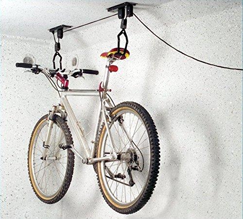 Fahrradlift, Deckenhalter für Fahrräder, der perfekte Helfer für jedes Fahrrad.
