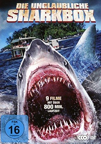 Die unglaubliche Sharkbox [3 DVDs]