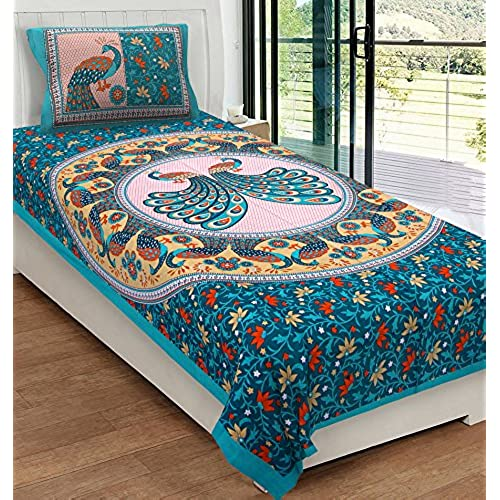 Single Bed Sheet: Buy Single Bed Sheet Online At Best Prices In India    Amazon.in