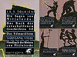 Die Sagen von Mittelerde (4 Bände im Schuber) - John R. R. Tolkien, Wolfgang Krege