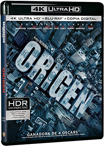 Origen Blu-Ray Uhd [Blu-ray]