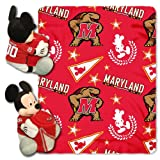 NCAA Maryland Terrapins 40x50-Inch Throw...