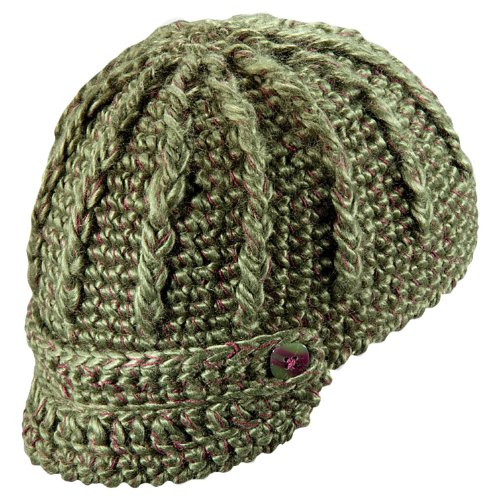 Pistil Damen Clara Knit Hat grün
