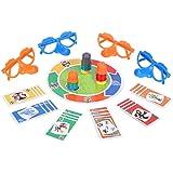 Kaartspel, feestplezier Bordspel Speelgoedset Groeiende neus Familie Interactief speelgoed voor kinderen Interactieve spellen