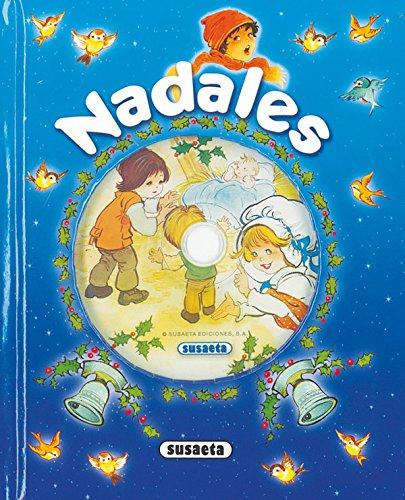 Nadales(Llibre+Cd) (Canta I Explica Amb Cd) por Equipo Susaeta