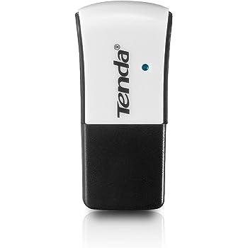 Tenda W311M N150 150Mbps Wireless USB Adapter (Grey)