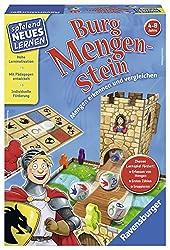 Ravensburger Spiele 25026 - Spielend Neues Lernen: Burg Mengenstein