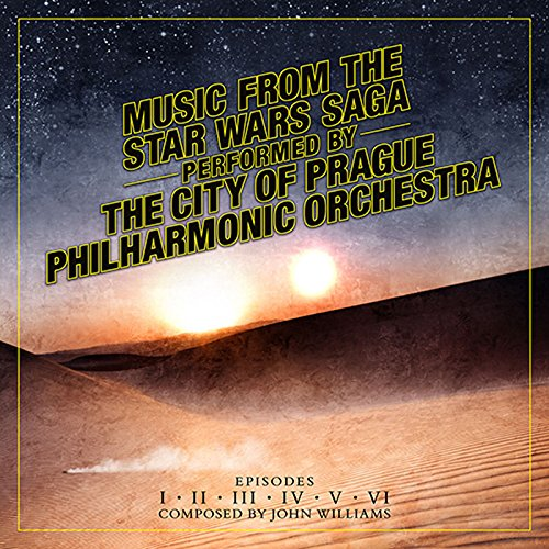 SILVER SCREEN Music From The Star Wars Saga