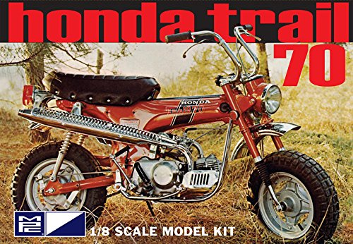 """C.P.M. MPC mpc833Maßstab 1: 8""""Honda Trail 70Mini Bike Model Kit"""