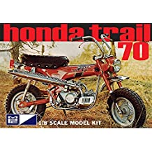 CMP 833Â 1: 8Â Escala HONDA Trail 70Â Mini Bike Modelo Kit