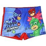 PJ Masks - Disfraz de superpijamas para la playa y la piscina - Para niño - Producto original con licencia oficial 9104425