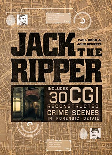 Jack the Ripper por Paul Begg