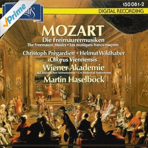 Mozart: Die Freimaurermusiken, The Freemason Musics
