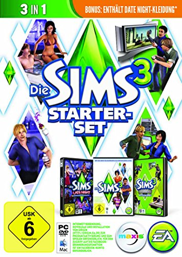 Die Sims 3 - Starter Set [PC Code - Origin]