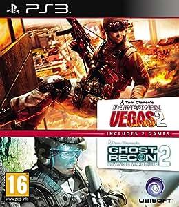 Rainbow Six Vegas 2 + Ghost Recon : Advanced Warfighter 2