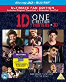 One Direction: This Is Us (Blu-ray 3D) [2013] [Region Free]