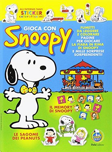 Gioca con Snoopy