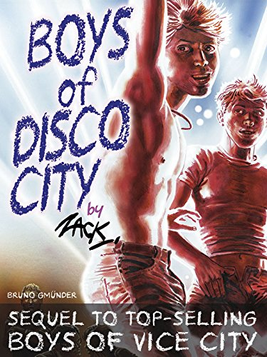Boys of Disco City (Bruno Gmunder Verlag) (English Edition)