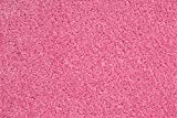Teppichboden Verlours Auslegware Uni pink 400 x 400 cm. Weitere Farben und Größen verfügbar