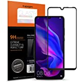Spigen Huawei P30 Lite GLAStR Slim HD FULL COVER Tempered Glass Screen Protector - Case Friendly