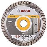 Bosch Professional Diamanttrennscheibe (für Stein, Ø: 150 mm, BohrungsØ: 22,23 mm, Zubehör für Winkelschleifer)