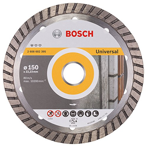 Bosch 2608602395 - Disco de diamante Professional for UNIVERSAL Turbo 150 Bosch