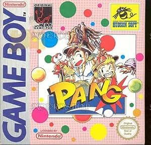 Pang - Game Boy - PAL
