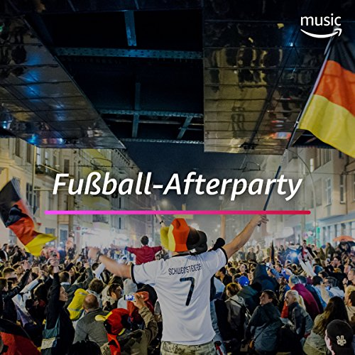 Fußball-Afterparty